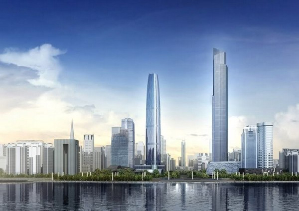 CTF FINANCE CENTRE - CHINA